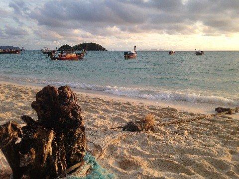Beach front in Koh Lipe