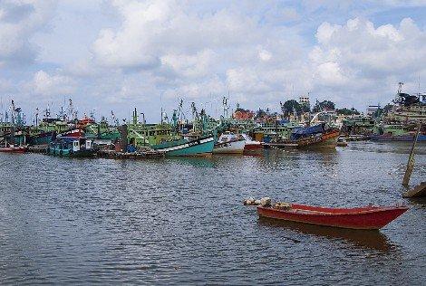 Pulau Duyong island in Kuala Terengganu
