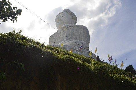 Phuket Big Buddha in Chalong
