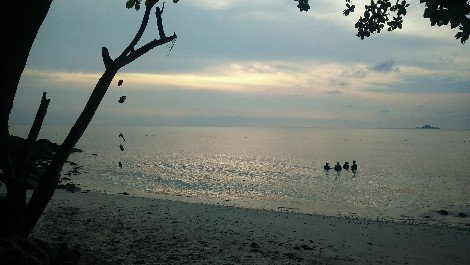 Beach on the Perhentian Islands