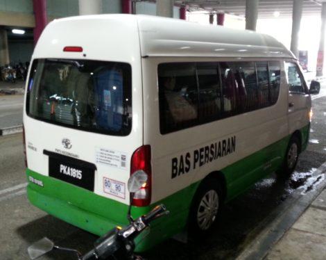Minivan Service
