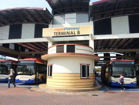Bus Terminal B