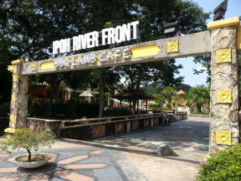 Ipoh River Front
