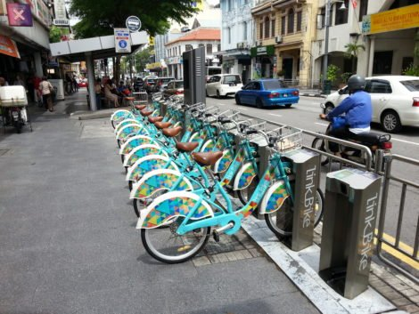 Link Bike in Penang