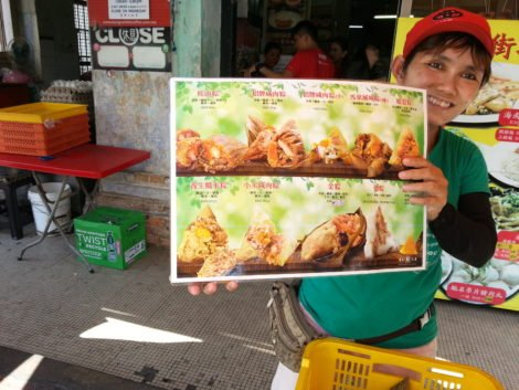 People in Ipoh are proud of their cuisine