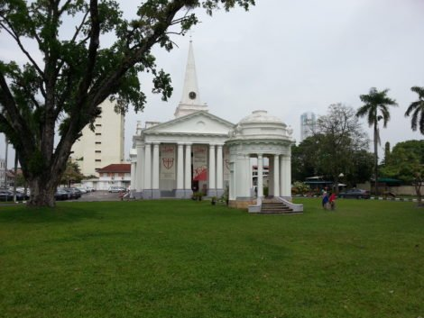 St George's Church in George Town, Penang